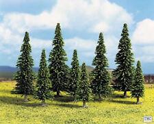 GM125 Gaugemaster N/OO Scale Bulk Pack Trees Spruce 25