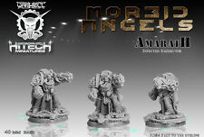HiTech Miniatures: Morbid Angel Amarath (28mm) Sci-Fi Chaos Space Marines