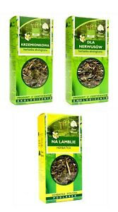 Organic Herbal Tea Blend for Nervous System Health Anti-Stress Insomnia Anxiety
