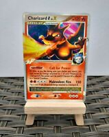 CHARIZARD G LV.X 143/147 SUPREME VICTORS HOLO RARE POKEMON CARD