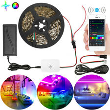5M 2811 IC 5050 SMD RGB Dream Color LED Streifen Lauflicht Leiste IP20 LED Strip
