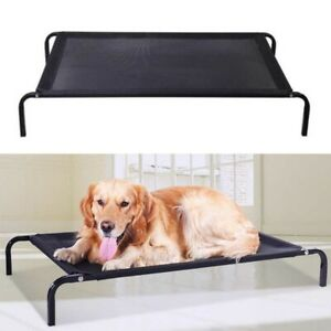Elevated Pet Bed Waterproof Raised Indoor Outdoor Breathable Dog Cat Cot