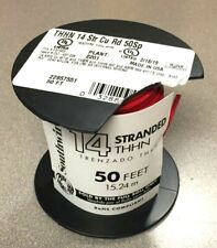 Southwire 22957551 50 ft. 14 Stranded THNN Building Wire