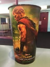 Thor Ragnarok 44oz Plastic Theater Cup Brand New