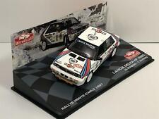 New ListingLancia Delta Hf 4Wd M.Biasion T.Siviero Rallye Monte Carlo 1987 1:43