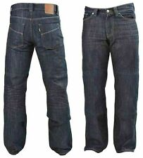 Men Motorcycle Denim Jeans Slim Fit Reinforced Jeans Made With DuPont™ Kevlar®KF