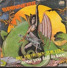 12751  SPINNERS  ARE YOU READY FOR LOVE