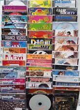 CD Sammlung / 49 Stück / Alben Sampler Mixes und Singles / diverse Genres