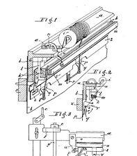 Alte Nähmaschine/Stickmaschine Gegauf, Saurer, Kappel: Schweizer Dokus 1910-29