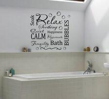 Articoli multicolore per la decorazione del bagno