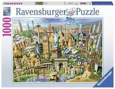 Ravensburger World Landmarks 1000pc Puzzle 19890