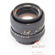 Rollei SLR 50mm 1:1,8 Planar Rollei-HFT SHP 33854