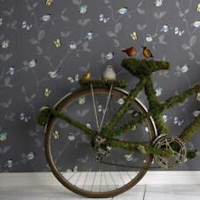 Grün Grastapete Effekt Tapete Paste der Wand Vinyl Bambus Design 6309-36