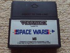 SPACE WARS – RARE VECTREX CASSETTE
