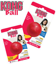 Kong Ball Dog Toy - Classic Red - Two Sizes