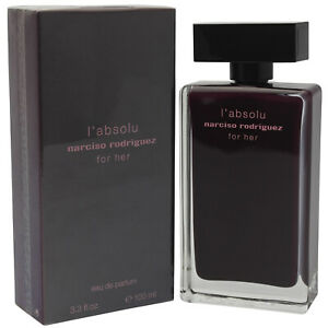 Narciso Rodriguez L'Absolu for Her 100 ml EDP Eau de Parfum Spray