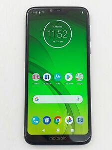 Motorola Moto G7 Power XT1955-2 - 32GB - Marine Blue (T-Mobile) *Check IMEI*