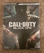 Call of Duty: Black Ops Signature Series Guide (BradyGames) Strategy Guide PS3