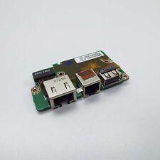 TOSHIBA SATELLITE PRO M300 MODEL PSMD1C-HF80BD MODEM/USB/ETHERNET PORT BOARD (E3