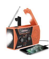 Emergency Radio,Noaa/Am/Fm Weather Solar Radio