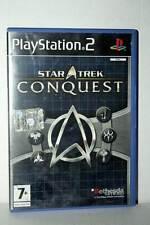 STAR TREK CONQUEST GIOCO USATO OTTIMO STATO SONY PS2 EDIZIONE ITALIANA FR1 41258