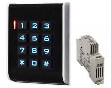 Keypad Codetaster Codeschloss, Codetaster, inkl. Trafo SC22