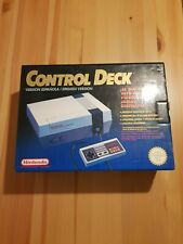 Nintendo Nes Control Deck New Never Used Sealed