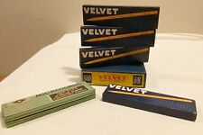 Vintage 5 Boxes VELVET Drawing Pencils • American Pencil Co USA 880 HB Lot