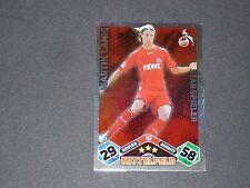 LANG FUSSBALL 1.FC KÖLN TOPPS MATCH ATTAX PANINI FOOTBALL BUNDESLIGA 2010-2011