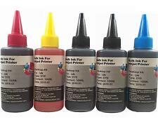 500ML Compatible Refill INK Bottles For HP 564 XL HP 564XL Cartridge CISS