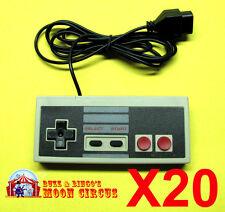 Lot of 20 New Original Nintendo NES Console Gamepad Controllers