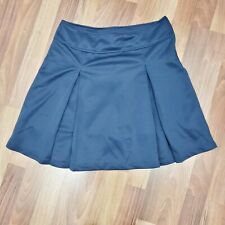 French Toast Navy Blue Pleat School Girl Skirt Euc / Size Juniors 11/M-L