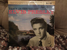 "Elvis Presley Peace In The Valley RARE 7"" EP"