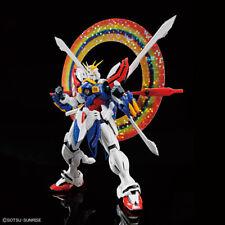 Hi-Resolution G Gundam God Burning Gundam 1/100 model kit Bandai