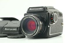 【NEAR MINT】MAMIYA M645 MEDIUM FORMAT Camera w/ 80mm f2.8 MF LENS From Japan