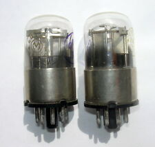 2 St. * 4C14S Russ. Rectifier Tubes Direct Heating NEW