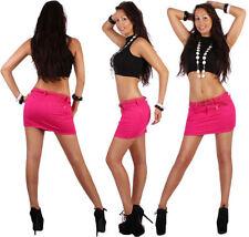 Gonne e minigonne da donna rosa in cotone