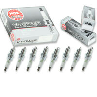 8 pc 8 x NGK V-Power Plug Spark Plugs 2262 ZFR5F-11 2262 ZFR5F11 Tune Up Kit ub