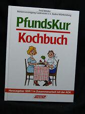 Buch : Pfundskur Kochbuch  -  Fred Metzler  -  Falken