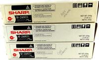 Genuine Sharp SF-216NT1 Black Toner Cartridge Qty. 3 New Sealed Free Shipping