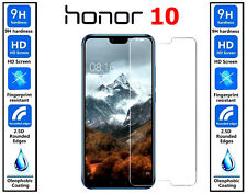 Genuine 100% TEMPERED GLASS Ultra HD Screen Protector For Honor 10