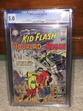 Brave and the Bold #54 CGC 5.0 DC 1964 1st Teen Titans! Batman! Flash! F8 117 cm