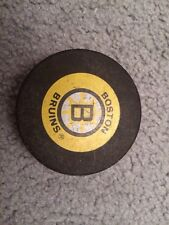 Boston Bruins Puck Trench MFG