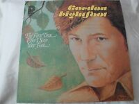 """GORDON LIGHTFOOT """"THE FIRST TIME EVER I SAW YOUR FACE"""" VINYL LP 1979 STEREO EX"""