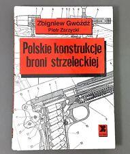 BOOK POLISH WEAPONS CONSTRUCTIONS RIFLE VIS P64 AK47 AK74 DP28 PPsh41 PPs RAK AK