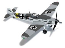 HO Busch 25012 Messerschmitt Bf 109 G2 WWII Camo Airplane use w/ MiniTanks