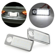 Super Bright LED Number License Plate Light For 98-05 4B Avant/Wagon Audi A6 C5
