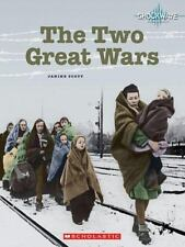 The Two Great Wars (Shockwave: Social Studies) by Scott, Janine in Used - Like