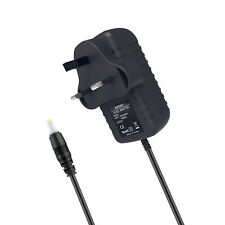 5V 3 Pin UK MAINS ADAPTER CHARGER FOR ARCHOS ARNOVA 10 G2 4GB ANDROID TABLET