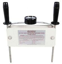 Durite 6-12v Heavy Duty Battery Discharge Drop Test  Tester Gauge 0-524-08